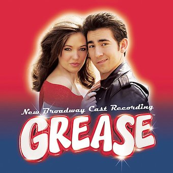 Grease [New Broadway Cast Recording]