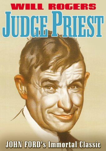 "Judge Priest - 11"" x 17"" Poster"