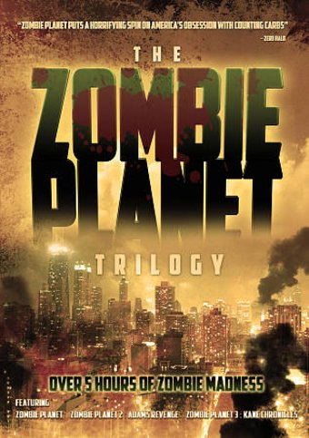 The Zombie Planet Trilogy (DVD+CD)