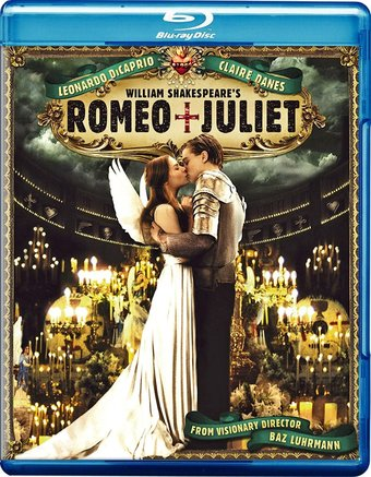 William Shakespeare's Romeo + Juliet (Blu-ray)