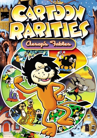 Cartoon Rarities - Aesop's Fables, Volume 2