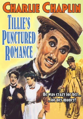 "Tillie's Punctured Romance - 11"" x 17"" Poster"