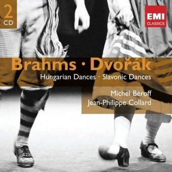 BRAHMS: Hungarian Dances; DVORÁK: Slavonic Dances