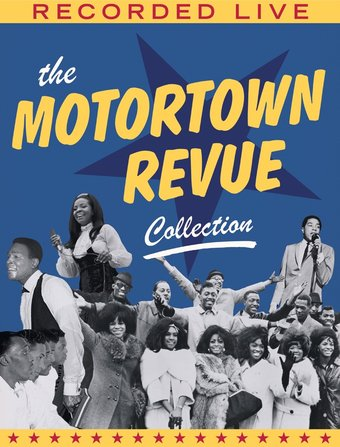 The Motortown Revue Collection (Live) (4-CD)