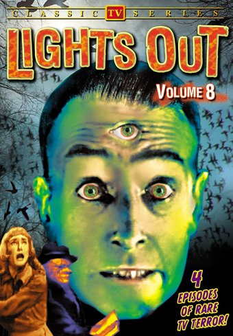 "Lights Out, Volume 8 - 11"" x 17"" Poster"