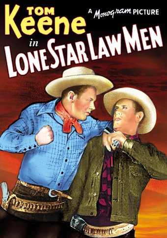 "Lone Star Law Men - 11"" x 17"" Poster"