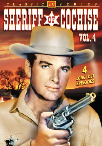 Sheriff Of Cochise - Volume 4