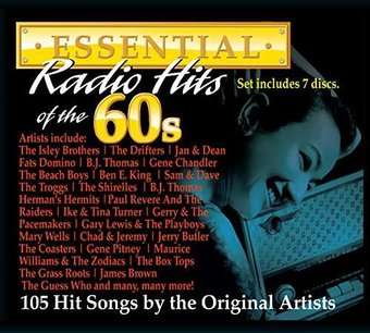 Essential Radio Hits of the 1960s (7-CD)