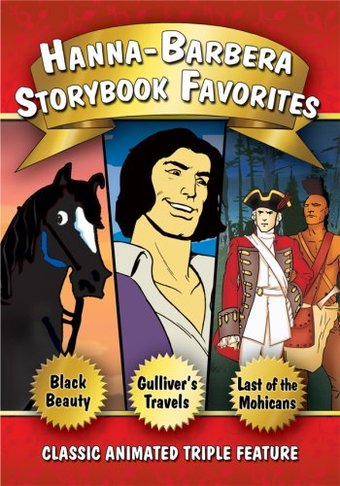 Hanna-Barbera Storybook Favorites Collection