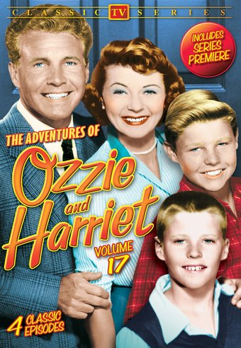 Adventures of Ozzie & Harriet - Volume 17