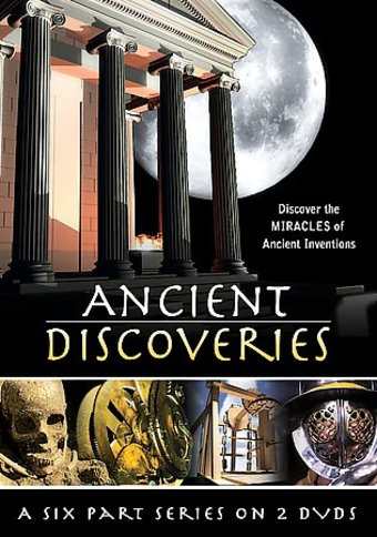 Ancient Discoveries (2-DVD)