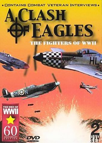 Aviation - WWII: Clash of Eagles (2-DVD)