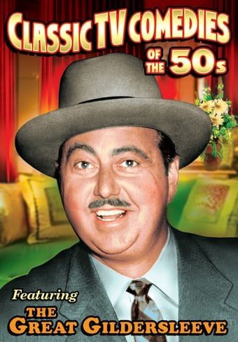 "Classic TV Comedies of the 50s - 11"" x 17"" Poster"