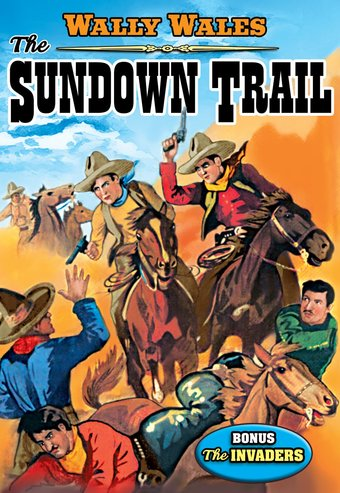 The Sundown Trail (1934) / The Invaders (1912) -