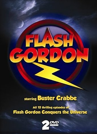 Flash Gordon 2-DVD (Tin)