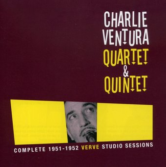Quartet and Quintet, Complete 1951-1952 Verve