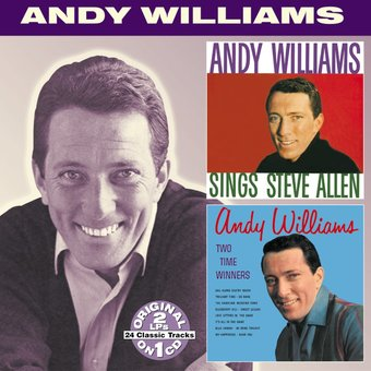 Sings Steve Allen / Two Time Winners