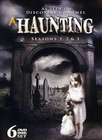 A Haunting - Seasons 1-3 (6-DVD)