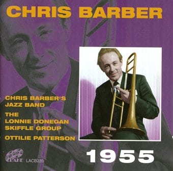 Chris Barber 1955