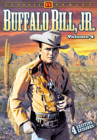 Buffalo Bill Jr. - Volume 4