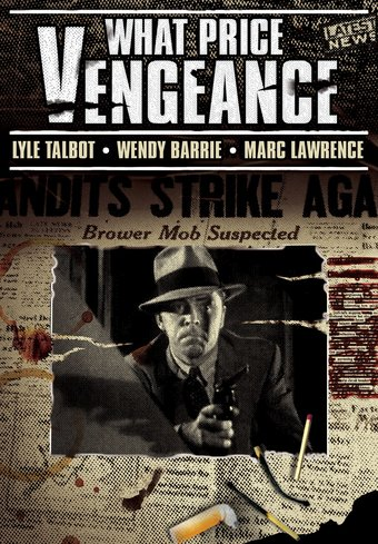 "What Price Vengeance - 11"" x 17"" Poster"