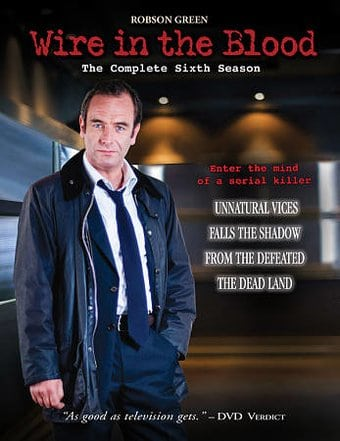 Wire in the Blood - Complete 6th Season (4-DVD)