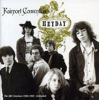 Heyday: BBC Radio Sessions, 1968-1969 [UK Bonus