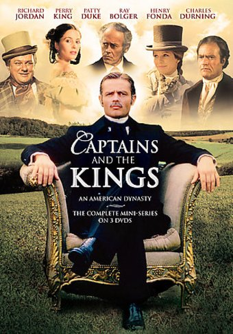 Captains and the Kings (3-DVD)