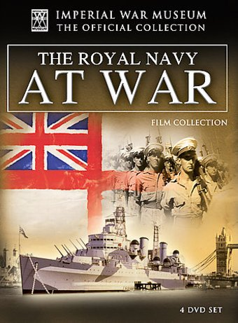 Imperial War Museum: The Royal Navy at War (4-DVD)