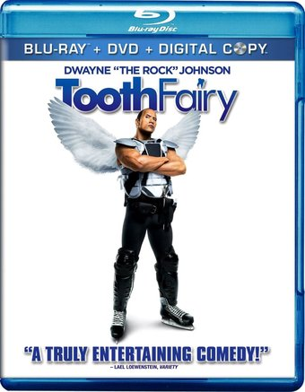 Tooth Fairy (Blu-ray + DVD + Digital Copy)