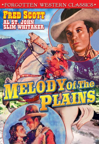 "Melody of the Plains - 11"" x 17"" Poster"