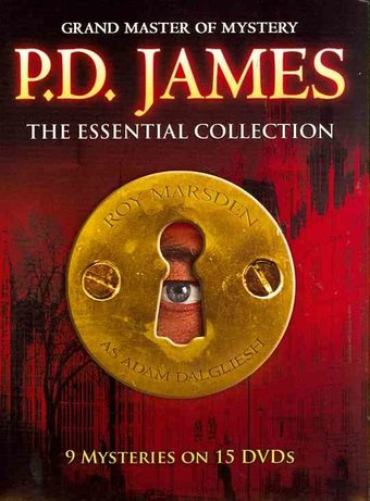 P.D. James: The Essential Collection (15-DVD)