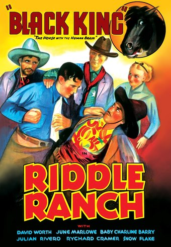 "Riddle Ranch - 11"" x 17"" Poster"