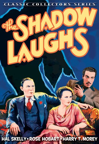 "The Shadow Laughs - 11"" x 17"" Poster"