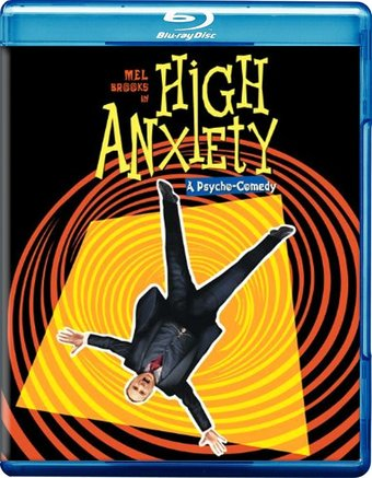 High Anxiety (Blu-ray)