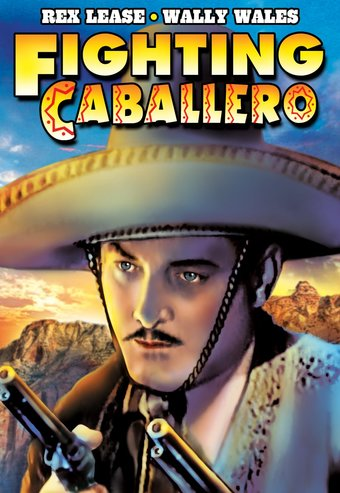 "Fighting Caballero - 11"" x 17"" Poster"