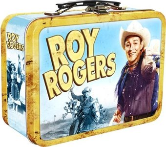 Roy Rogers: Collectible Tin With Handle (2-DVD)
