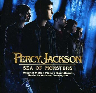 Percy Jackson: Sea of Monsters [Original Motion