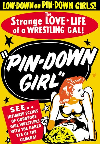 "Pin-Down Girl - 11"" x 17"" Poster"
