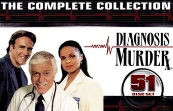 Diagnosis Murder - Complete Collection (51-DVD)
