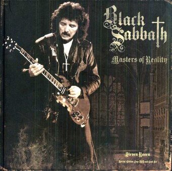 Black Sabbath - Masters of Reality: Special