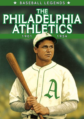 The Philadelphia Athletics, 1901-1954