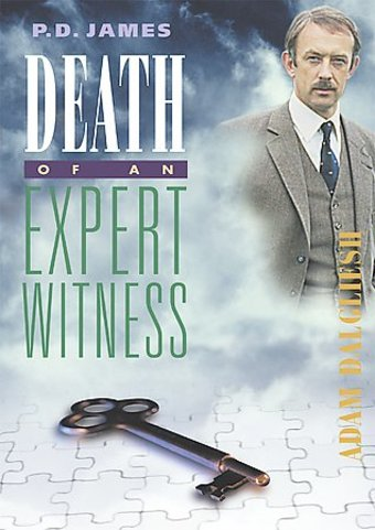 P.D. James: Death of an Expert Witness (3-DVD)
