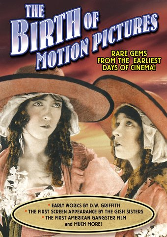 "The Birth of Motion Pictures - 11"" x 17"" Poster"
