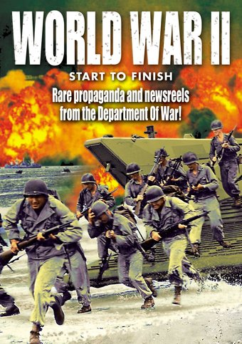 WWII - World War II: Start to Finish - Rare