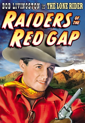 "Raiders of the Red Gap - 11"" x 17"" Poster"