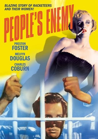 "People's Enemy - 11"" x 17"" Poster"