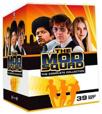 Mod Squad - Complete Collection (39-DVD)
