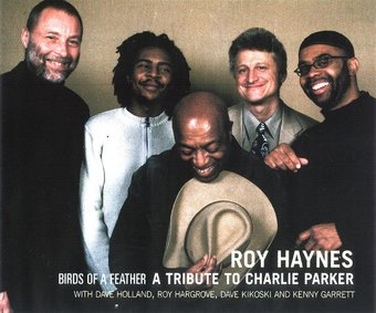 Birds of a Feather: A Tribute to Charlie Parker