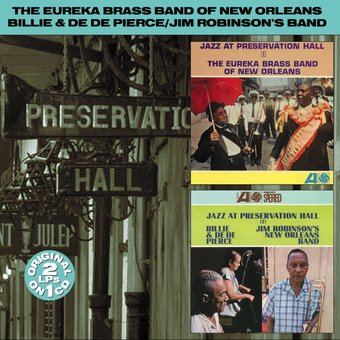 Jazz At Preservation Hall, Volumes 1 & 2